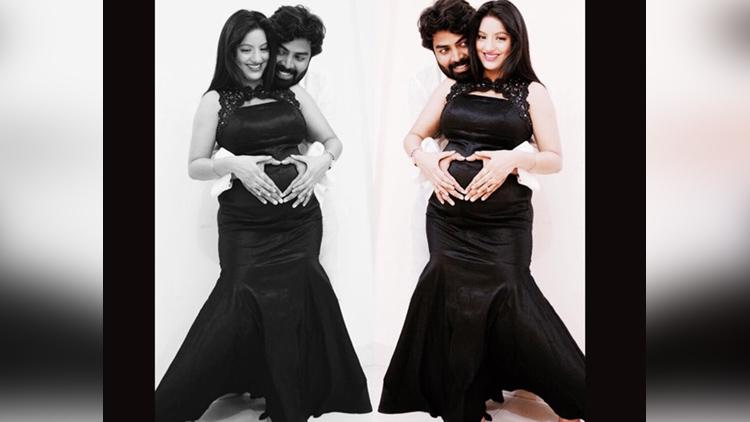 tv actress deepika singh maternity photoshoot