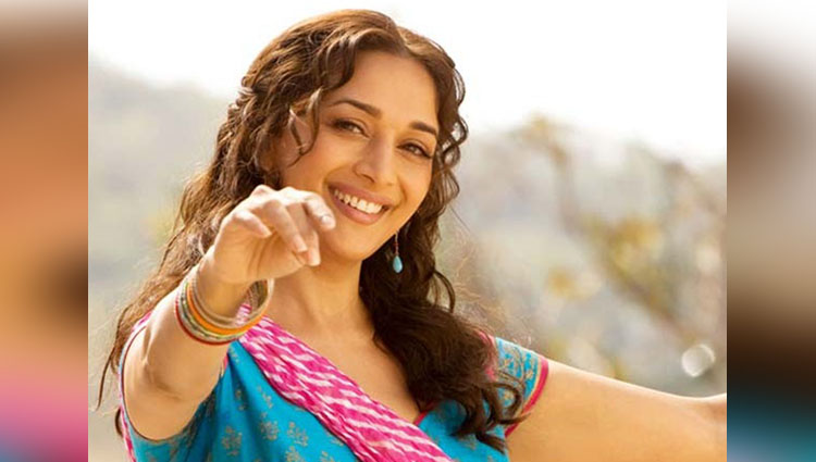 this bollywood actors name was connected with madhuri dixit