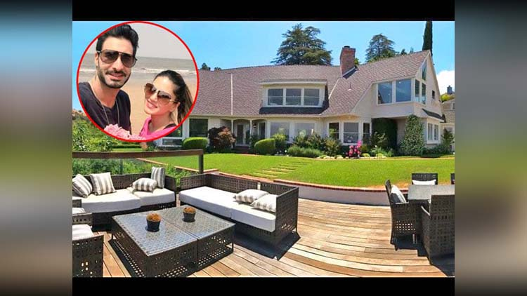 Glimpses Of Newly Bought Bungalow Of Sunny Leone