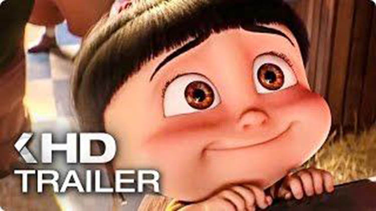 despicable me 3 new tv spot and trailer