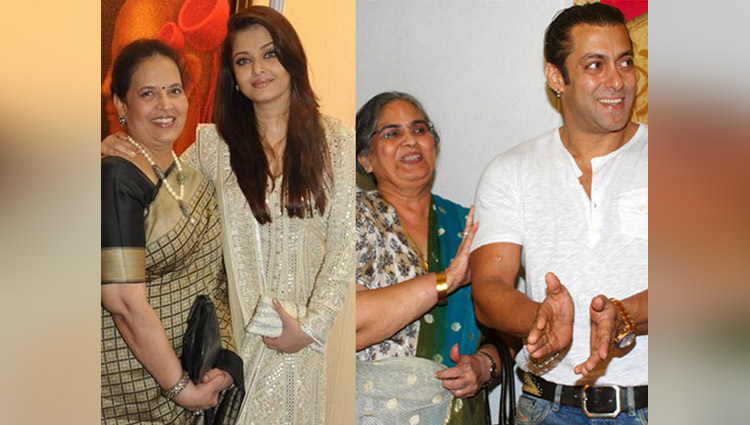 Mothers Day Special: Bollywood Stars With Their Mothers