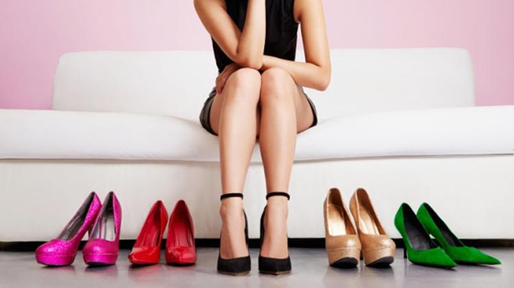 why girls wear high heels