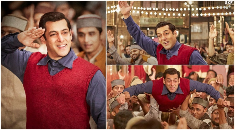 tubelight radio song released