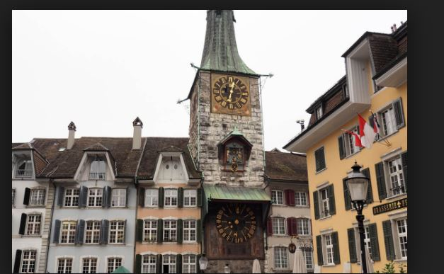 Solothurn The Swiss Town Obsessed with the Number 11