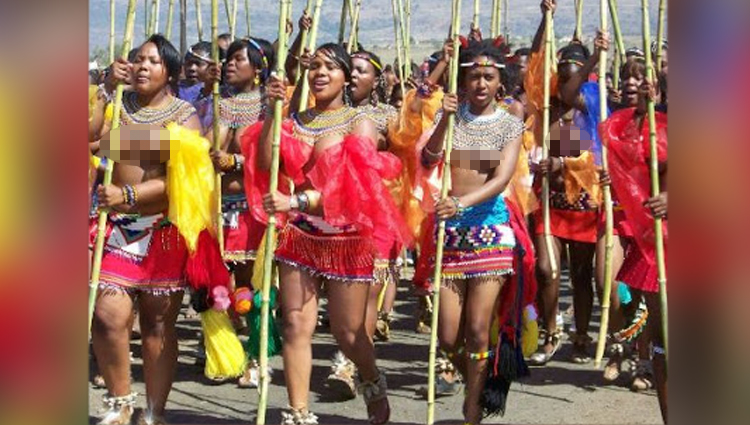 African Country Swaziland Eswatini Unique And Weird culture