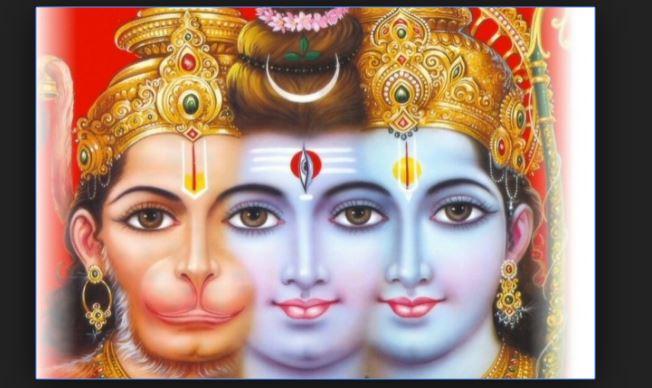 why lord shiva take hanuman avatar