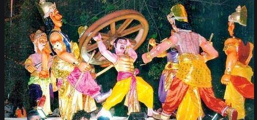 In the Mahabharata why did not Sri Krishna save Abhimanyu