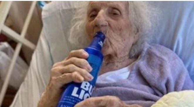 103 year old great great grandmother beats coronavirus