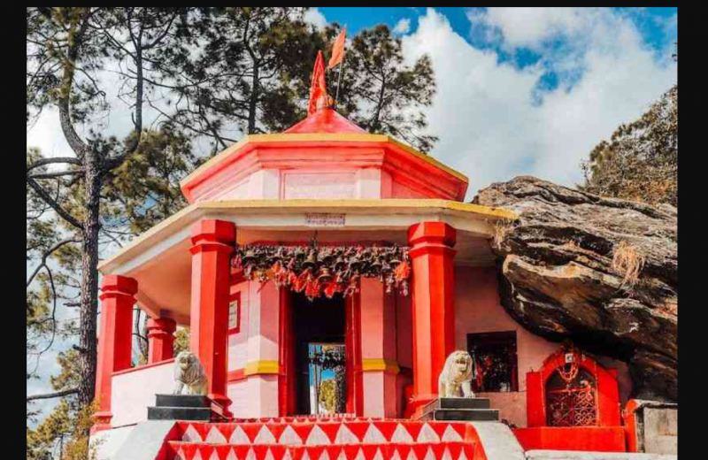 Kasar Devi Temple Almora Magnetic Field History