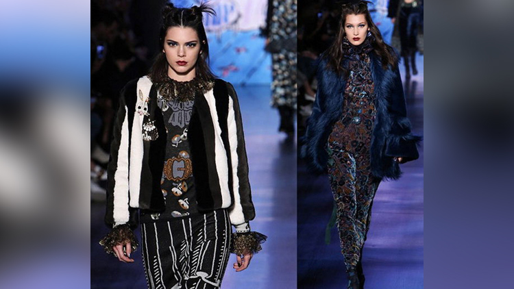 new york Fashion Week Show