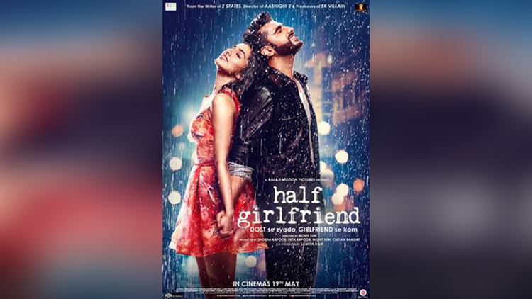 Half-Girlfriend motion poster