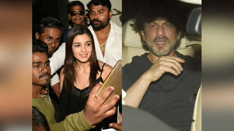 alia bhatt birthday party photos