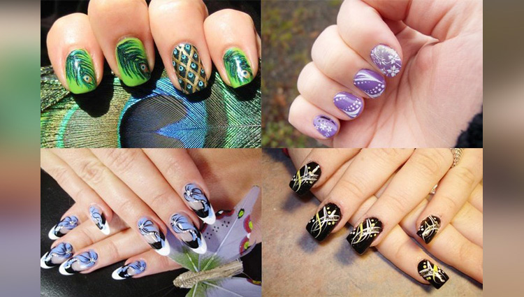 Most Appealing Nail Arts Designs| Let Your Nails Do the Talks!!