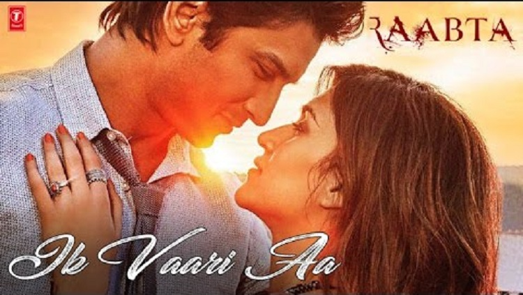 ik vaari aa new song of raabta