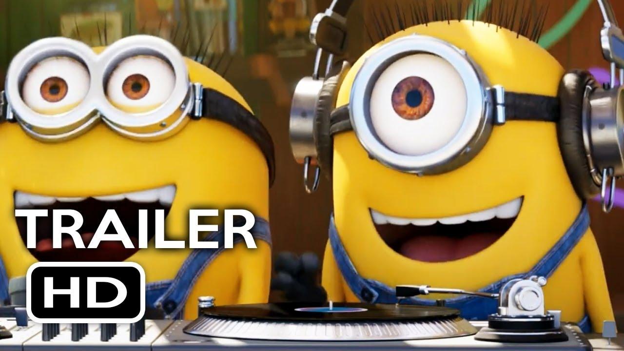 despicable me 3 official trailer 2