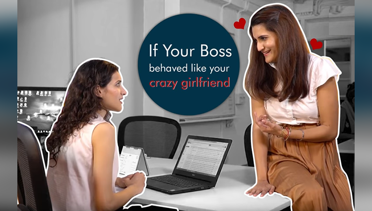 If Your Boss Behaved Like Your Crazy Girlfriend