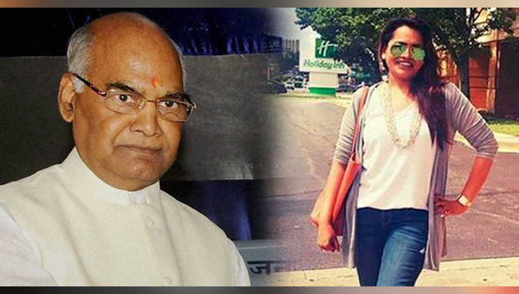swati kovind left her job for security reasons