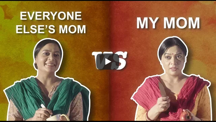 ScoopWhoop Everyone Elses Mom VS My Mom