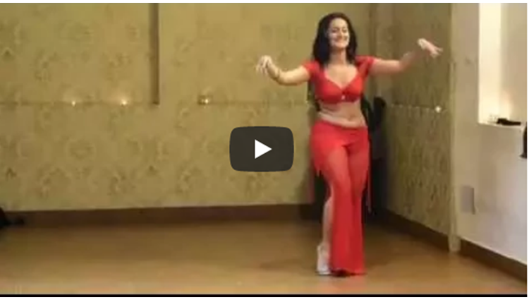 Belly Dance on Pehla Pehla Pyar Hai