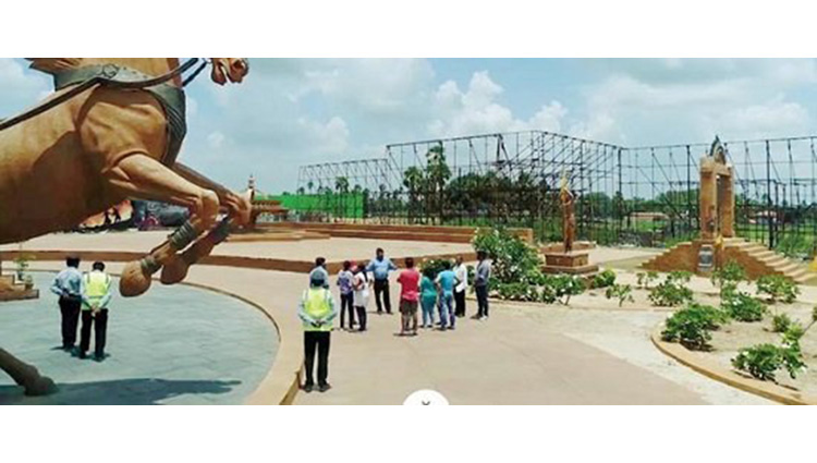 Baahubali Sets Retained By Ramoji Film City For Tourist Attraction