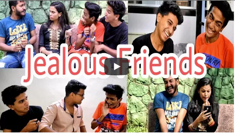 Jealous Friend Chetan Lokhande