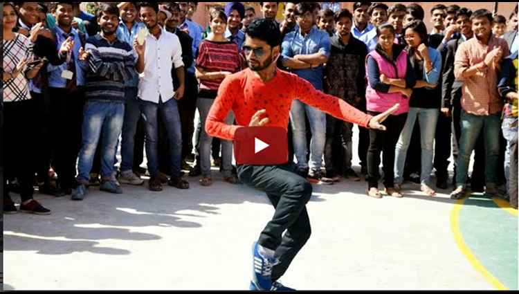 Ek Pal Ka Jeena Bollywood Dance 2017 Engineering Student