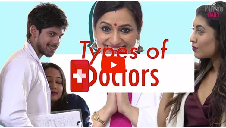 Types Of Doctors POPxo
