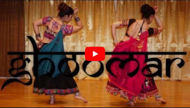 Ghoomar Padmavati Bollywood Dance Choreography Deepika Padukone Shahid Kapoor