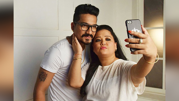 bharti singh wedding song