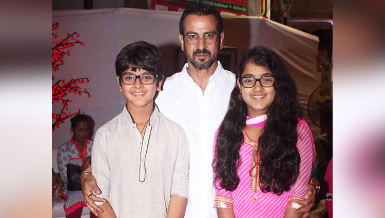 great message from ronit roy on children's day