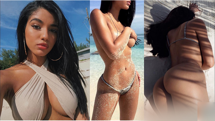 Yovanna Ventura share her nude photos on instagram