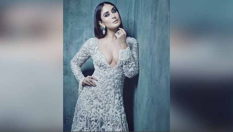 Kareena Kapoor in beautiful bridal dress photoshoot