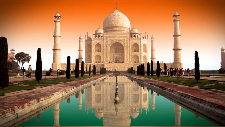 Find out some Hidden Replicas of the Taj Mahal in India