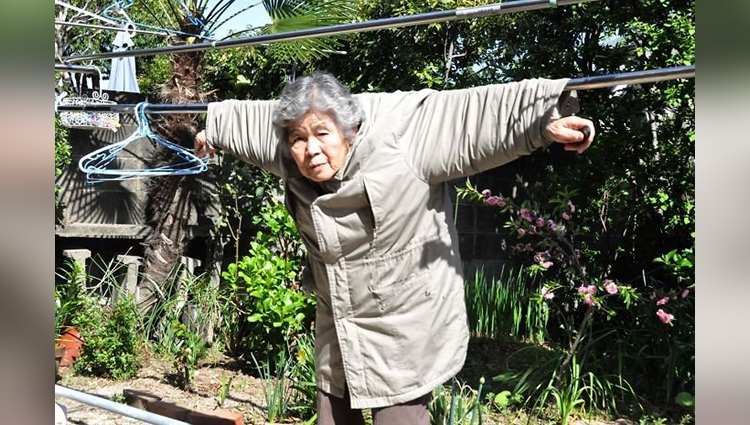 89 Year Old Japanese Grandma Discovers Photography