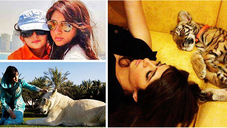 royal life of dubai princess sheikha mahra