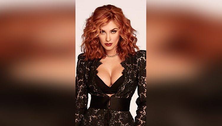 Mexican actress Aracely Arambula share her bikini photos