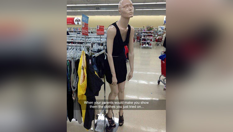 Mannequin Fails Are So Funny For No Reason