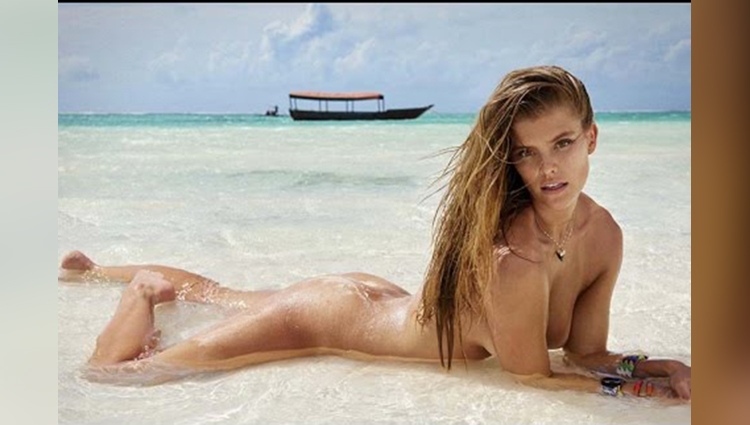 nina agdal hot nude photos