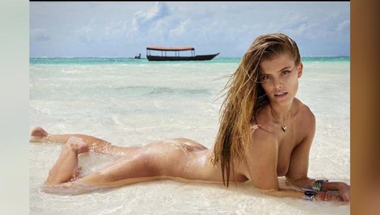 nina agdal hot nude photos