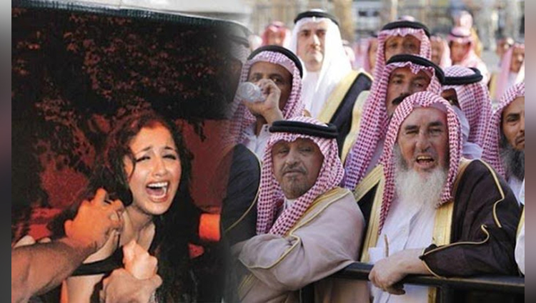Saudi Arabia Rich old men looking for teenage girls in Syria