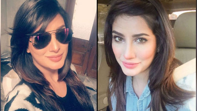 mehwish hayat share her instagram photos