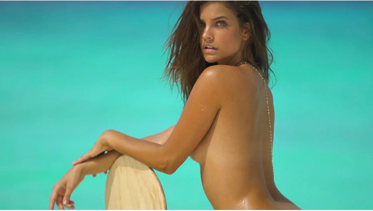 barbara palvin share her nude photos on instagram