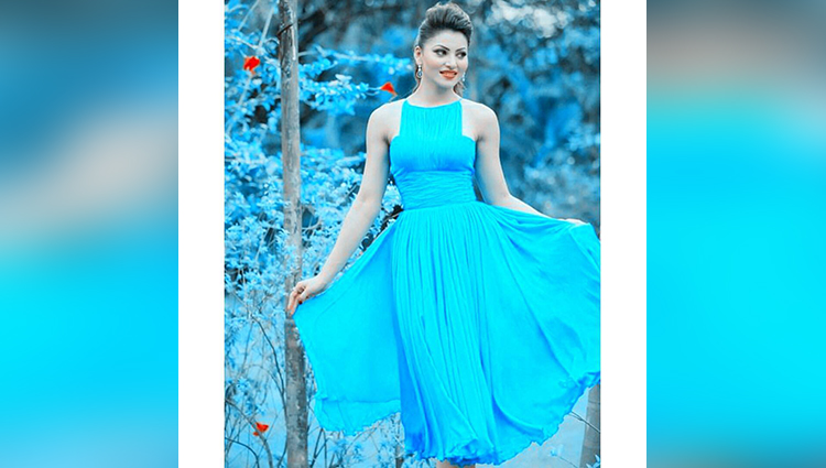 Urvashi Rautela looking hot in every dress