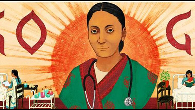 Who Is Rukhmabai the Woman in Today's Google Doodle