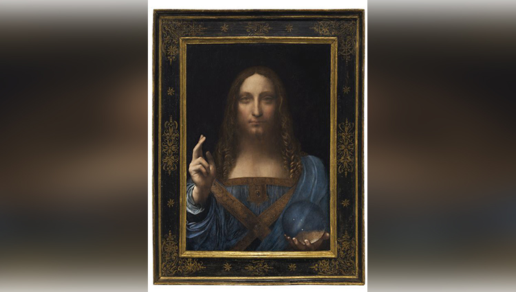 da vinci painting sells for record $450 million at auction