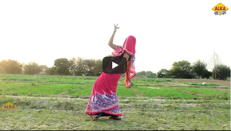 Haryanvi Bhabhi Dancing Video Viral
