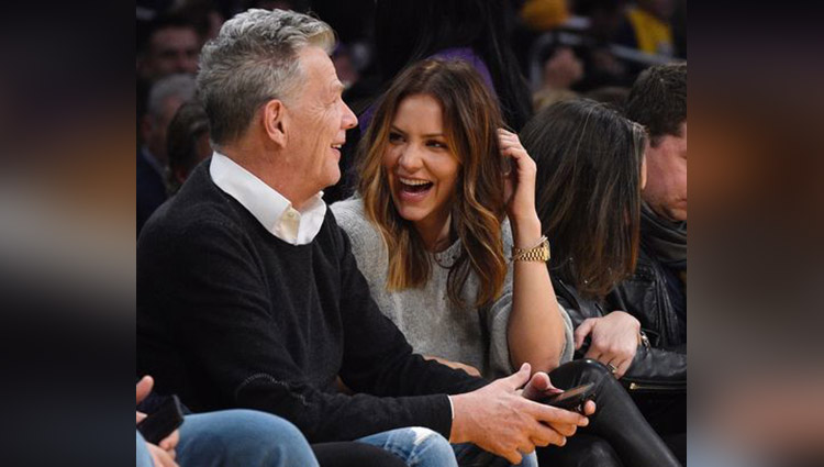 david foster's daughter erin exposes father and actress katharine relationship
