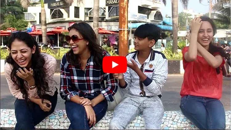 11 Years Old Asking Dirty Question To Cute Girls Childrens Day Special Oye Its Prank