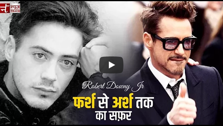 Robert Downy Jr story video