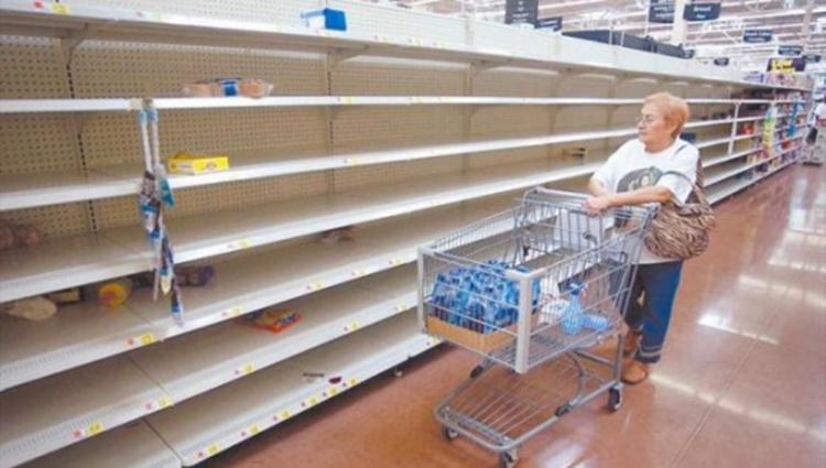 Starving Venezuelans
